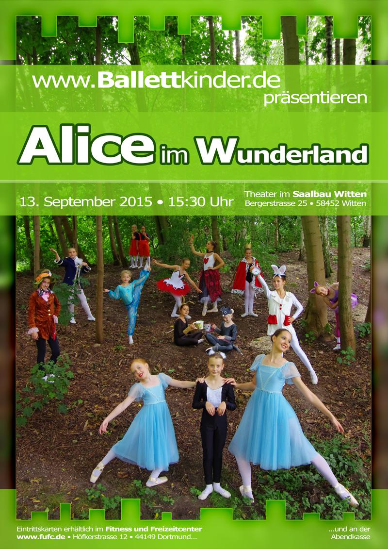 Alice Im Wunderland – Ein Ballettstück Für Die Ganze Familie