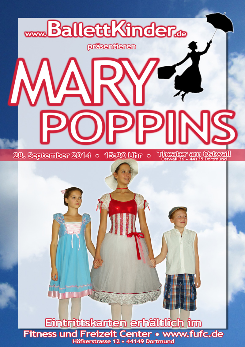 Marypoppinsplakat